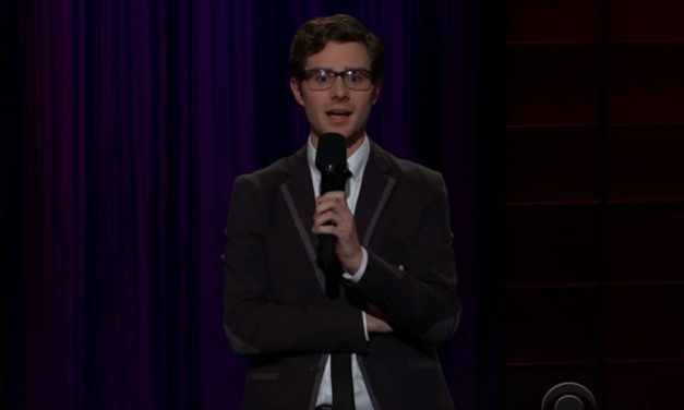 Nate Fernald on The Late Late Show with James Corden