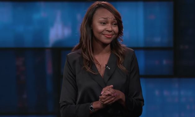 Amberia Allen on The Late Show with Stephen Colbert