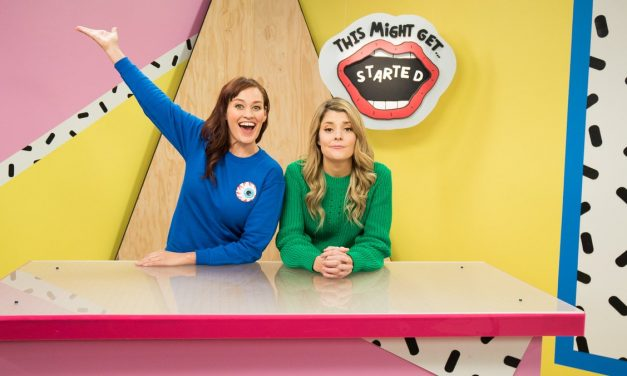 Grace Helbig and Mamrie Hart launch a YouTube talk show: This Might Get…