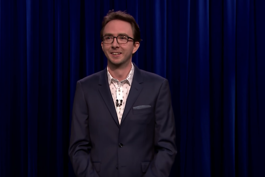 Joe List on The Tonight Show Starring Jimmy Fallon