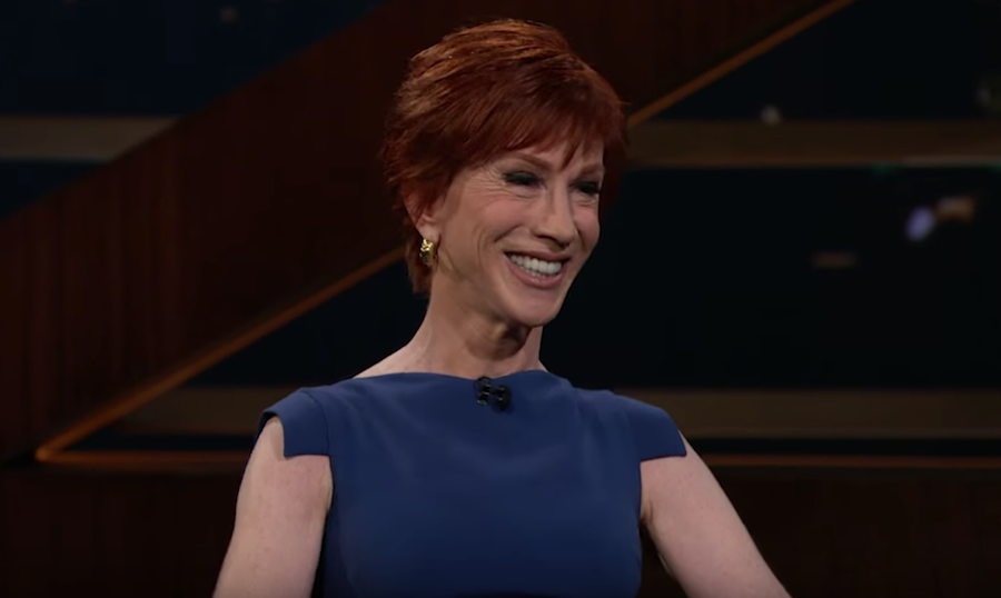 After a year in show business exile, comedian Kathy Griffin announces new U.S. theater tour dates in 2018