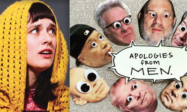 "Hear Lauren Maul's ""Apologies From Men"""