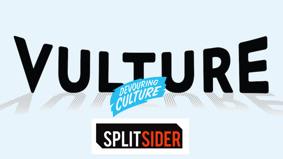 New York Magazine's Vulture has gobbled up Splitsider