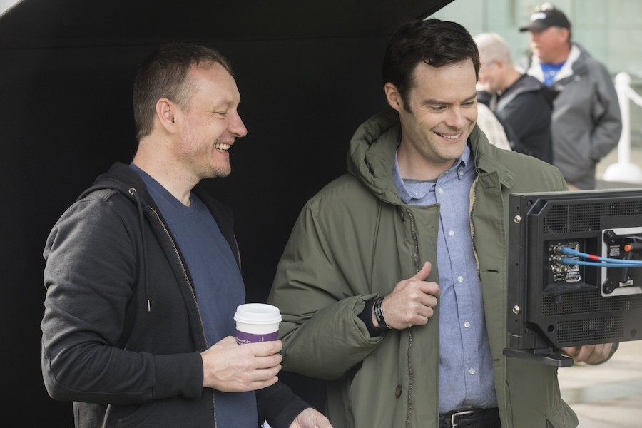 "Episode #198: Bill Hader with Alec Berg, HBO's ""Barry"""