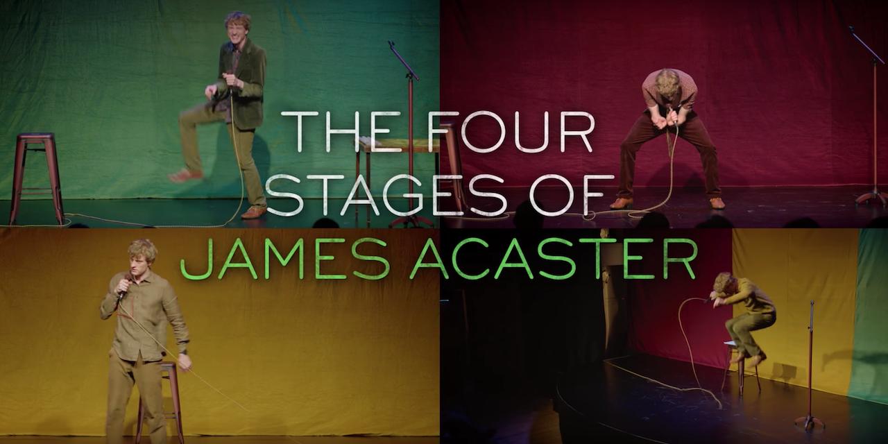 "Review: James Acaster, ""Repertoire"" on Netflix"
