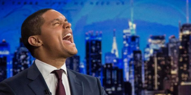 Trevor Noah signs long-term deal with Viacom