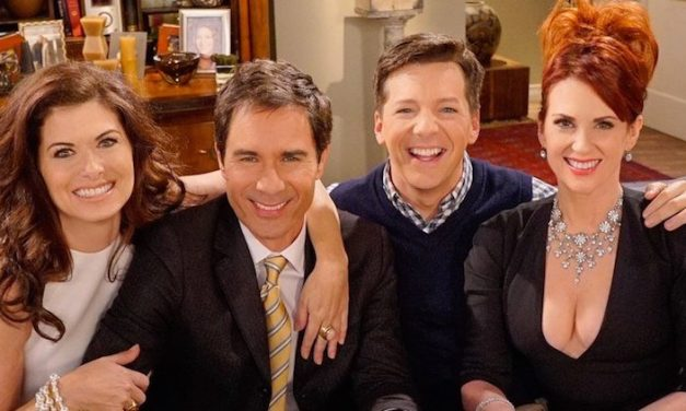 Will & Grace's second life on NBC will have at least three seasons, extend through 2020