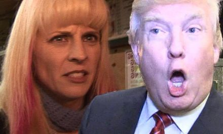 Maria Bamford filed a restraining order against President Donald J. Trump