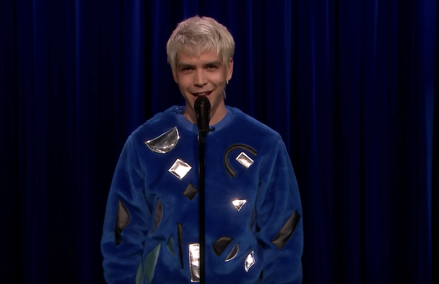 Julio Torres on The Tonight Show Starring Jimmy Fallon