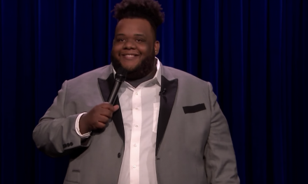 Kiry Shabazz on The Tonight Show Starring Jimmy Fallon