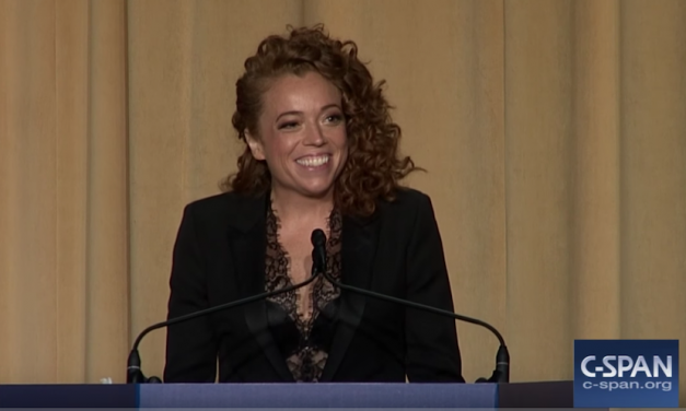 Michelle Wolf speaks at the White House Correspondents Dinner
