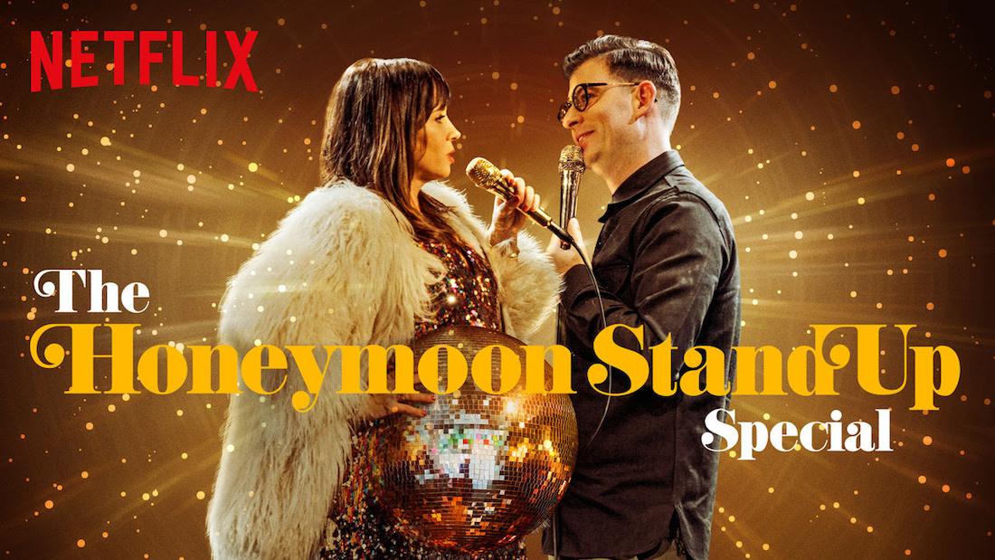 "Review: Natasha Leggero and Moshe Kasher, ""The Honeymoon Stand Up Special,"" on Netflix"