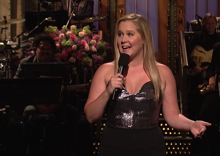 Watch Amy Schumer deliver her monologue hosting SNL in 2018