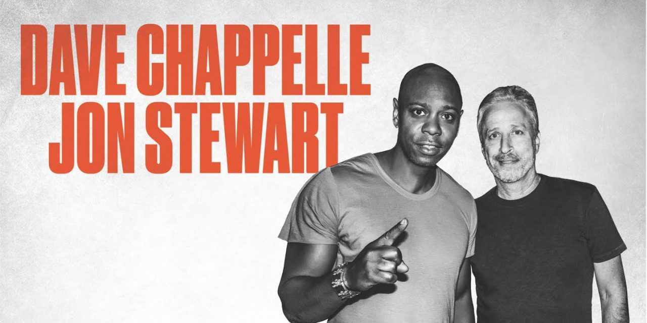 Dave Chappelle and Jon Stewart going out together on stand-up tour