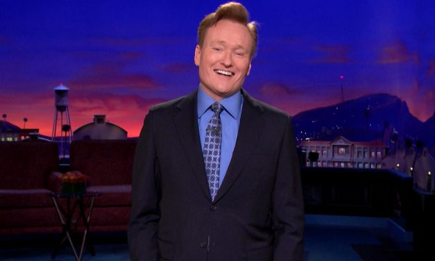 Conan moving to half-hour format in 2019, leading national stand-up comedy tours