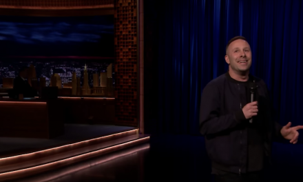 Dov Davidoff on The Tonight Show Starring Jimmy Fallon