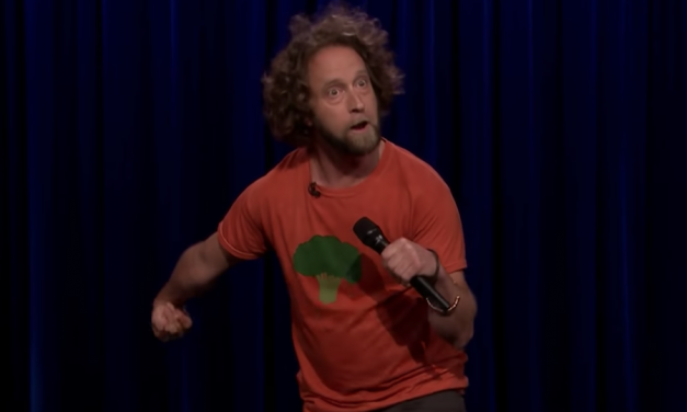 Josh Blue on The Tonight Show Starring Jimmy Fallon