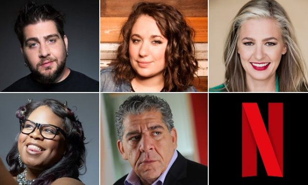 "Netflix producing new half-hour stand-up showcase series, ""The Degenerates"""