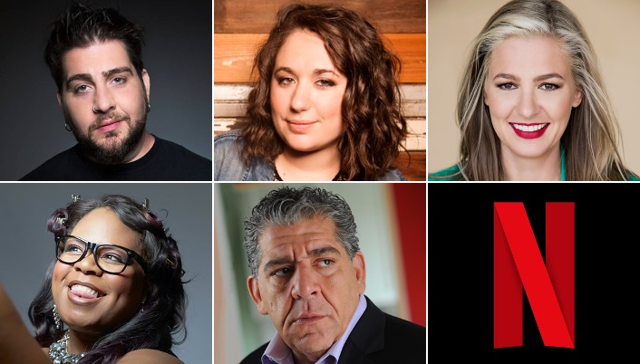 Netflix producing new half-hour stand-up showcase series