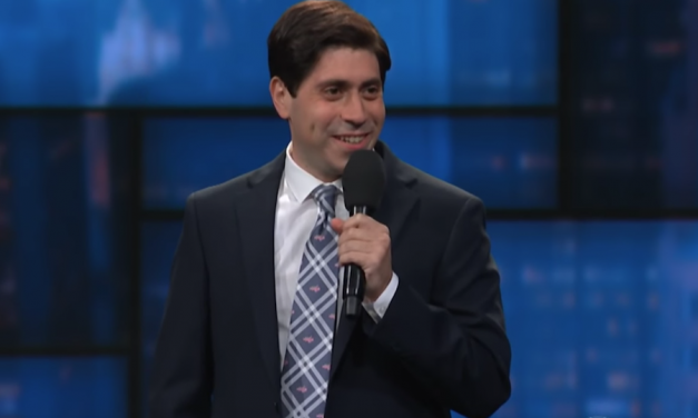 Danny Jolles on The Late Show with Stephen Colbert