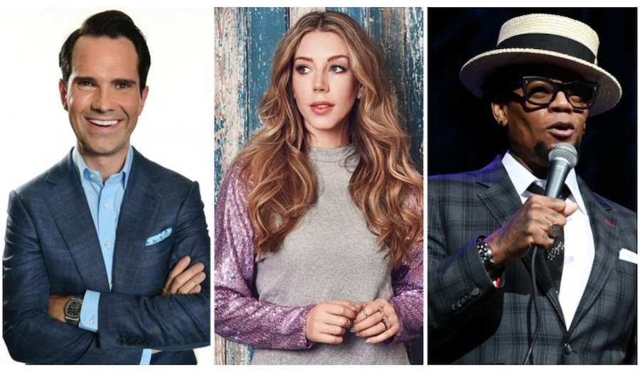 Netflix orders Jimmy Carr, Katherine Ryan and D.L. Hughley to 'Fix' topical problems