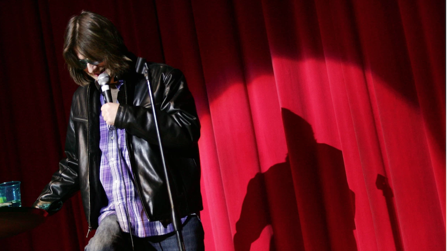 You haven't seen nor heard the last from the late Mitch Hedberg
