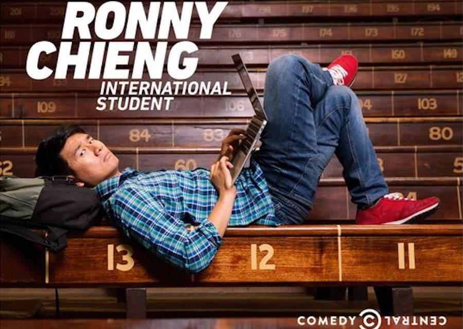 Ronny Chieng debuting Comedy Central summer series as app exclusive