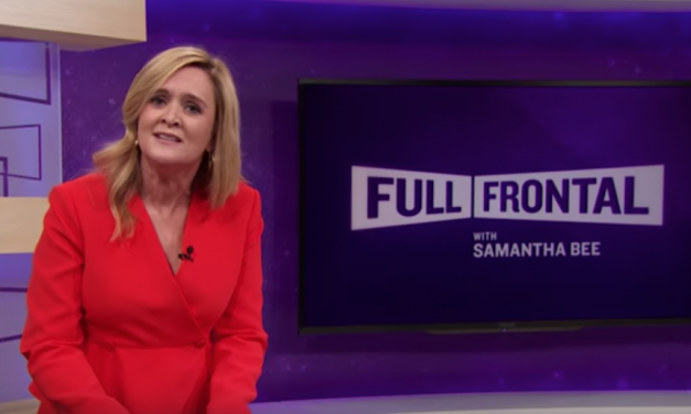 Samantha Bee and the art of the apology