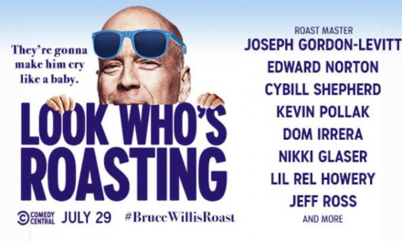 Comedy Central assembling top-notch dais for Roast of Bruce Willis
