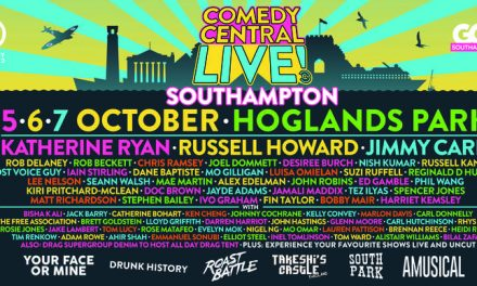 Comedy Central launching UK festival in October 2018
