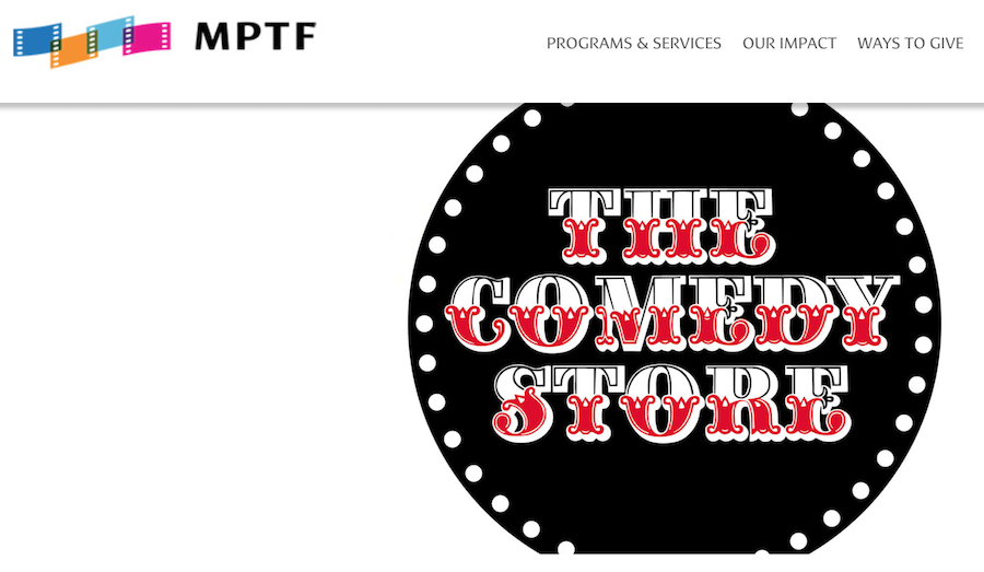 The Comedy Store establishes Comedian Assistance Fund, with assigned MPTF social worker