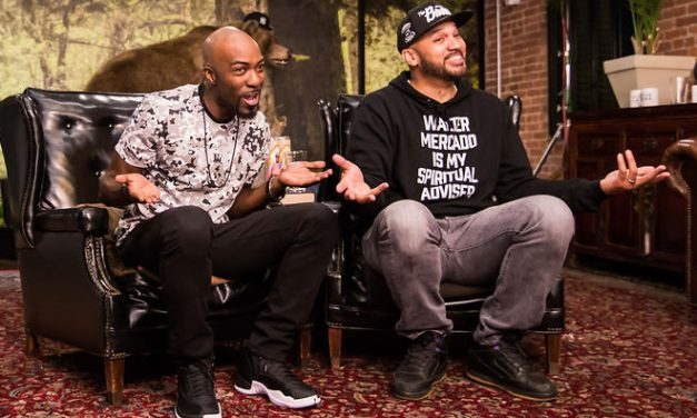 Desus & Mero ending Viceland late-night, heading to Showtime?