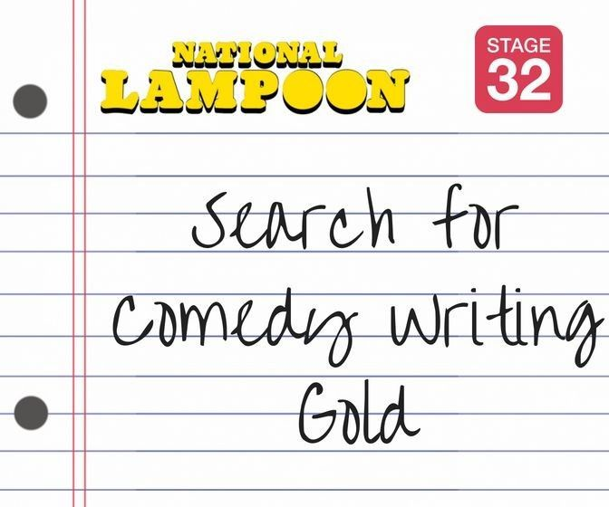 National Lampoon and Stage 32 offer $5,000 feature film screenwriting contest