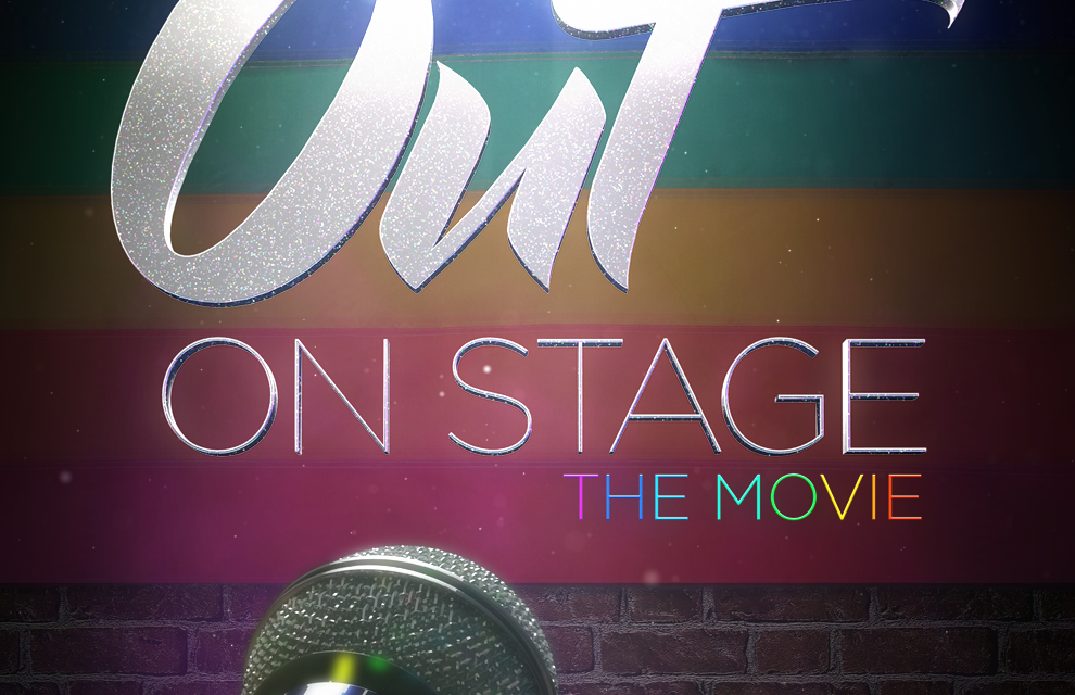 """""""OUT on Stage"""" concert film showcases gay comedians in one-night movie theater event"""
