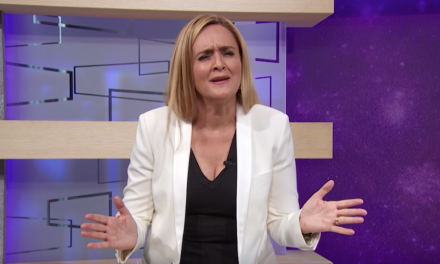Samantha Bee delivers an on-air mea culpa about using that other c-word on TV