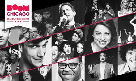 Boom Chicago celebrates 25 years of improv in Amsterdam