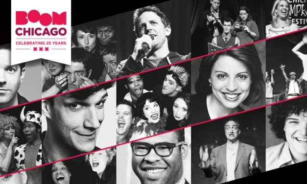 Boom Chicago celebrates 25 years of improv in Amsterdam