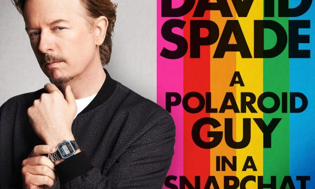 David Spade skips straight to the audiobook for new Audible memoir