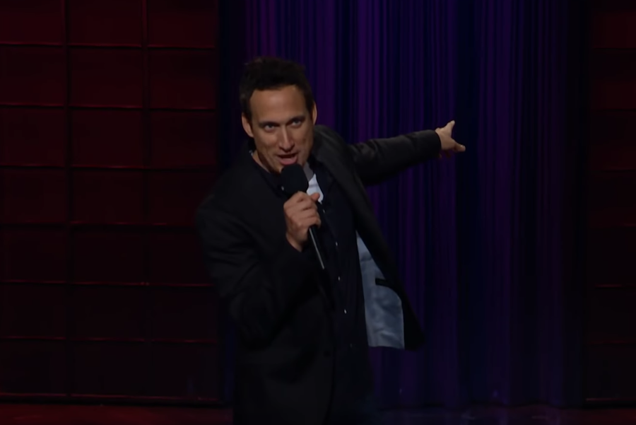Elon Gold on The Late Late Show with James Corden