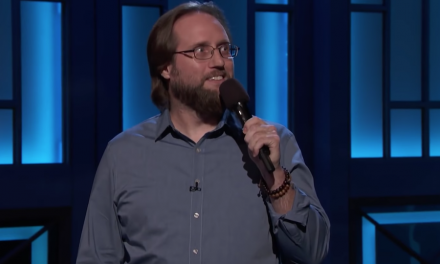 Nick Hart on Conan