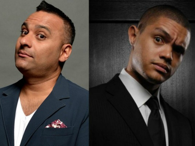 Russell Peters inserts himself back into feud over joke theft