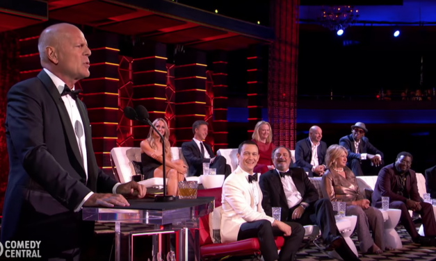 Highlights from the Roast of Bruce Willis on Comedy Central
