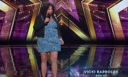 Vicki Barbolak survives Judges Cuts for America's Got Talent 2018