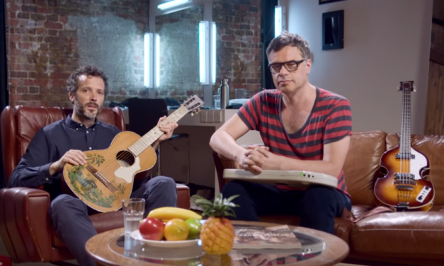 Bret and Jemaine announce their 2018 HBO Flight of the Conchords special