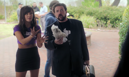 """Kevin Smith helps launch Rivit TV with his """"Hollyweed"""" pilot"""