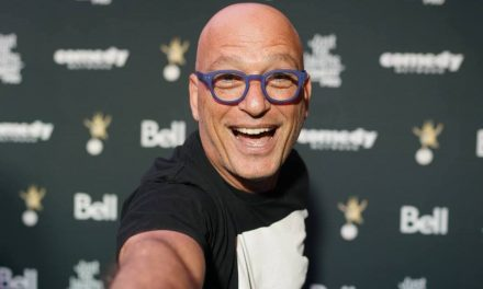 """Howie Mandel on owning Just For Laughs: """"I was chasing this"""""""