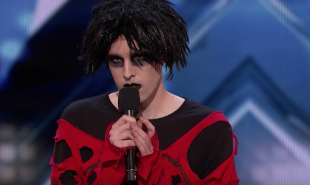 Oliver Graves auditions for America's Got Talent 2018