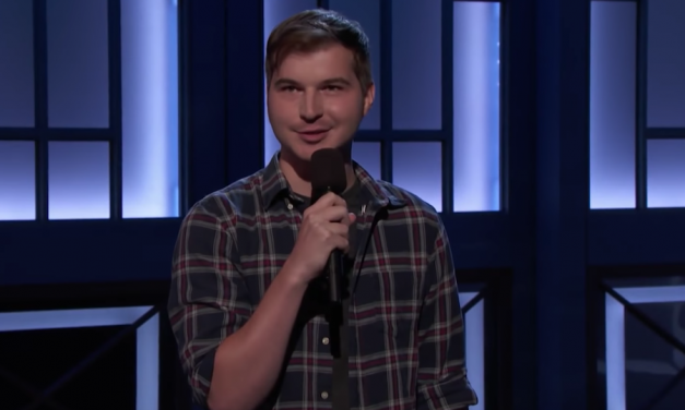 Brad Wenzel on Conan