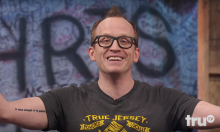 Chris Gethard announces the end of The Chris Gethard Show