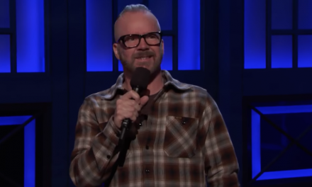Dean Delray's debut on Conan